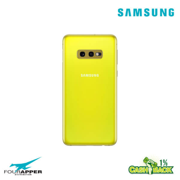 S10e Canary Yellow back cover