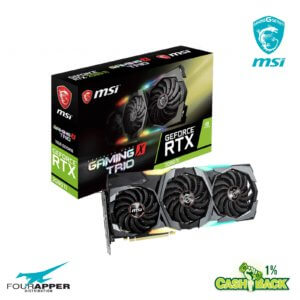 GeForce RTX 2080 Ti GAMING X TRIO conff