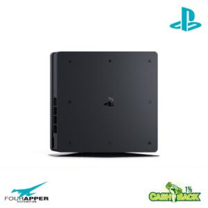 ps4 500 gb f black front 2