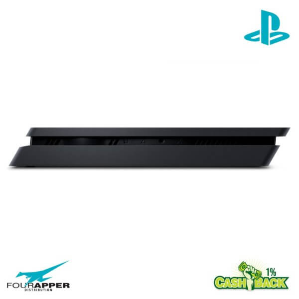 ps4 500 gb f black left 2