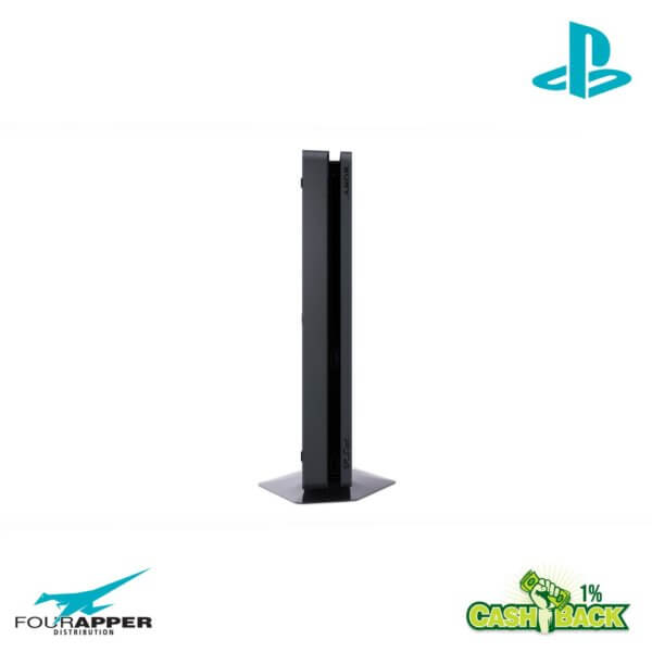 ps4 500 gb f black right