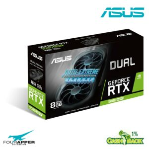 ASUS Dual GeForce RTX 2080 SUPER EVO 8GB
