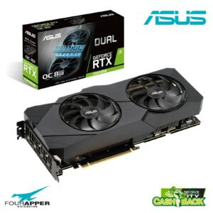 ASUS Dual GeForce RTX 2080 SUPER EVO OC edition 8GB box 1