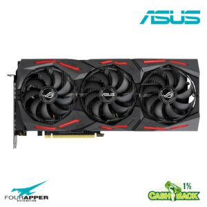 Asus GeForce RTX 2080 SUPER 8GB ROG STRIX OC GAMING front