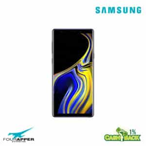 GALAXY NOTE 9 BLUE FRONT