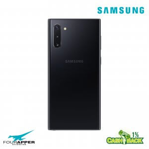 NOTE 10 BLACK BACK