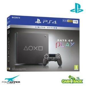 PS4 CONSOLE 1TB DAYS OF PLAY LIMITED EDITION 2019